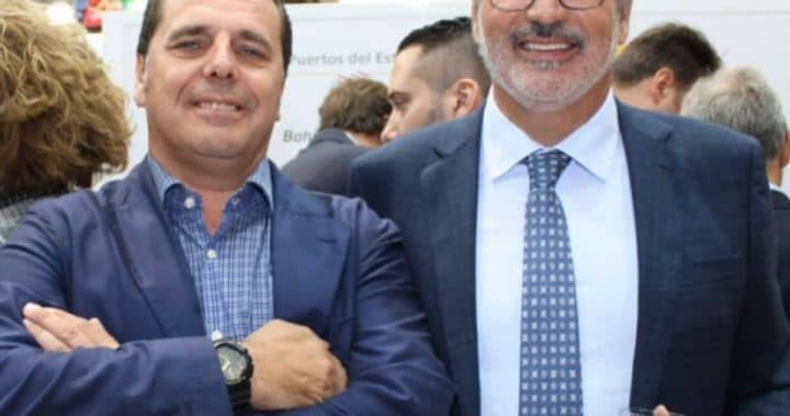 Jose Galiano y Adolfo Utor